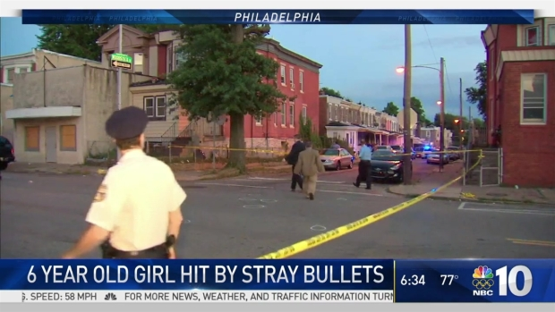 2nd Germantown Shooting May Be Connected to Shot Child