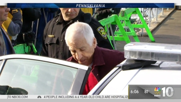 [PHI] Jerry Sandusky Back In Court