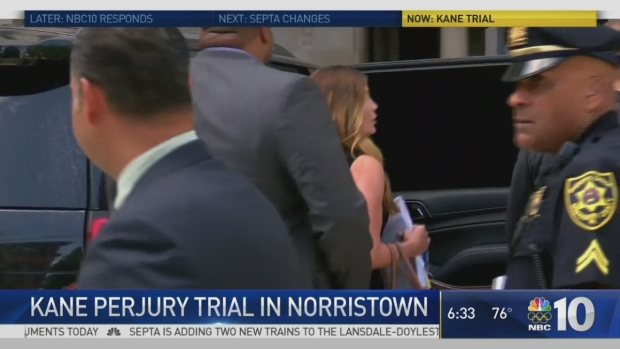 [PHI] Attorneys Make Closing Arguments in Kathleen Kane Perjury Trial