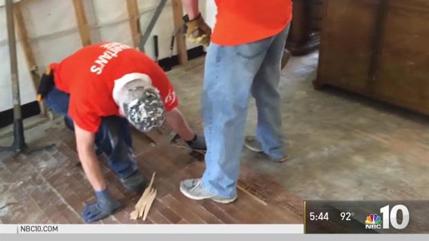 Helping Louisiana Flood Victims