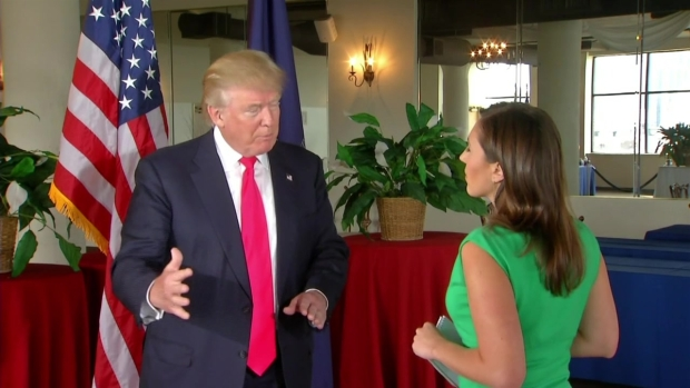 The Donald Trump Interview