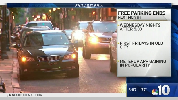 [PHI] No More Free Parking in Old City