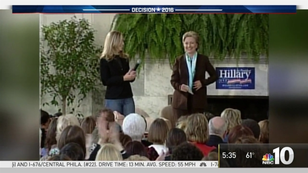 [PHI] Hillary Clinton to Speak in Delco on Importance of Voting