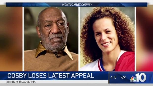 [PHI] Bill Cosby's Appeal Denied