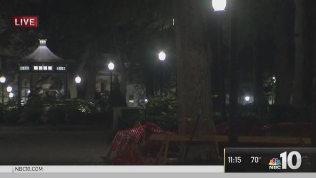 'Good Samaritan' Shot Breaking Up Robbery in Rittenhouse Square