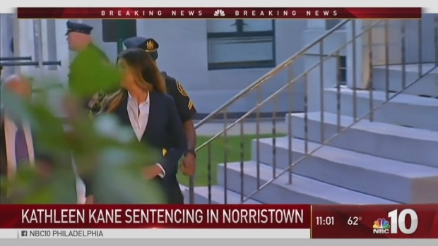 Convicted PA Attorney General to Hear Her Fate Today