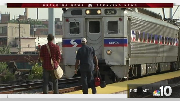 SEPTA Strike Rolls Into Day 2