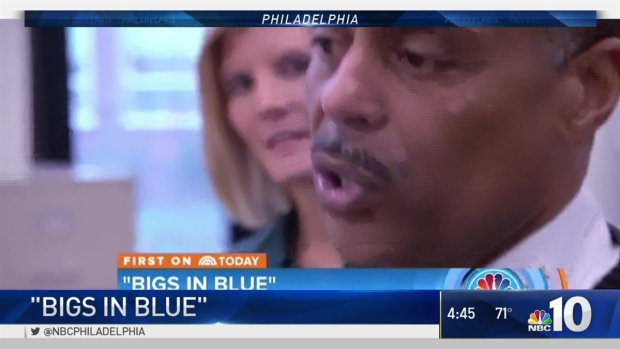 "[PHI] ""Bigs in Blue"" New Philly Police Mentoring Initiative"