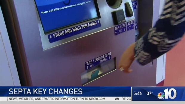 SEPTA Key Cards for Senior Free Rides