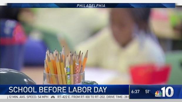 Shorter Summers for Philadelphia Public Schools?