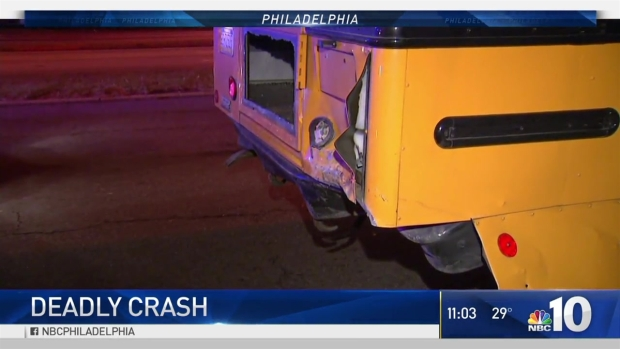 Bus Driver 'Happy to Be Alive' After Deadly Car Crash
