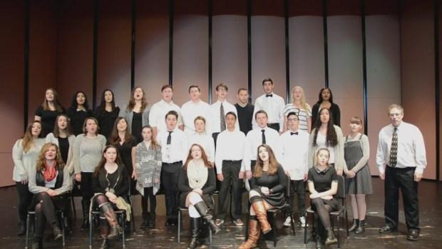 101.1 More FM Choir Competition 3rd Place: Council Rock High School South