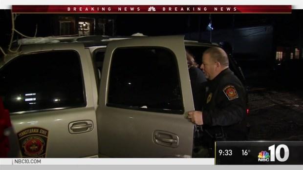 Murder Arrest in Newtown
