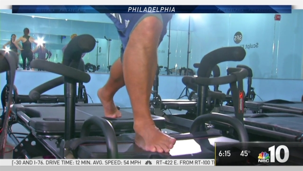 Get Fit: 'Mega' Workout a Test in Strength
