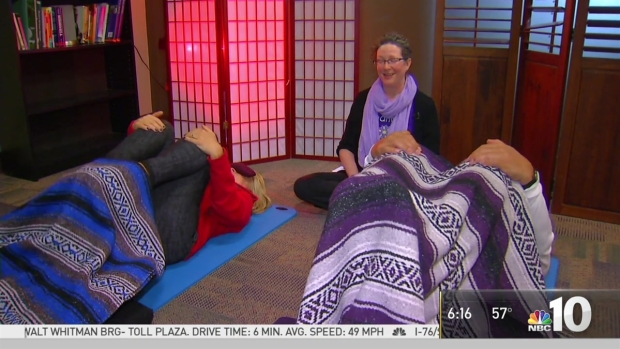 Get Fit: Rejuvenate With Nidra Yoga