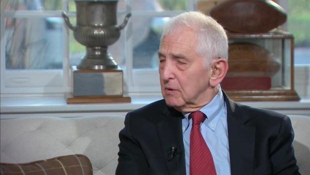 Daniel Ellsberg Talks Iraq
