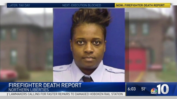 [PHI] New Report Attributes Death of Philly Female Firefighter to Flaws in Department