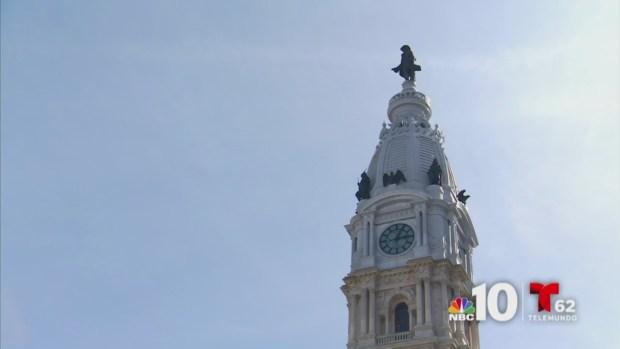 Blue Cross Broad Street Run: City Hall