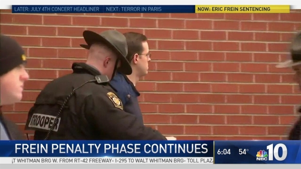 Eric Frein Faces Death Penalty Phase