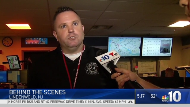 [PHI] NBC10 Goes Behind the Scenes at 911 Call Center