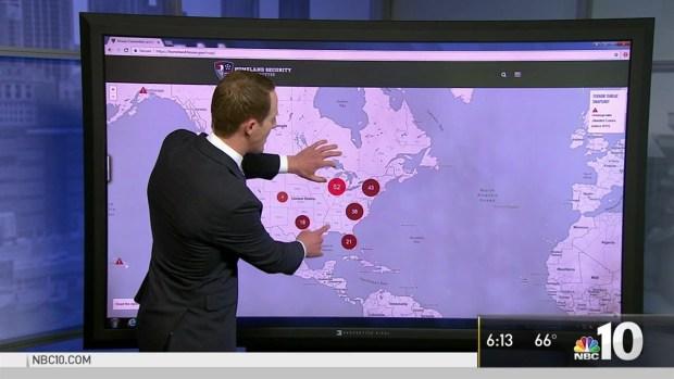 NBC10 Investigators: Tracking Homegrown Jihadists Part 3