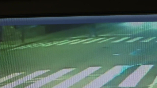 Raw Video: Moments Before Deadly City Avenue Hit-&-Run