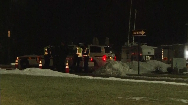 Standoff Over, Residents Can Return to Homes