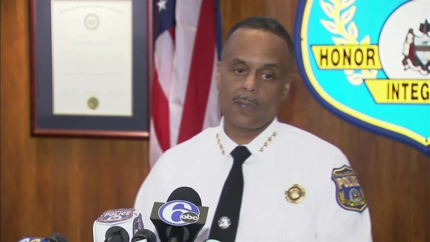 [PHI] Raw Video: Philly Police Commissioner Apologizes for Talk of Starbucks Arrests