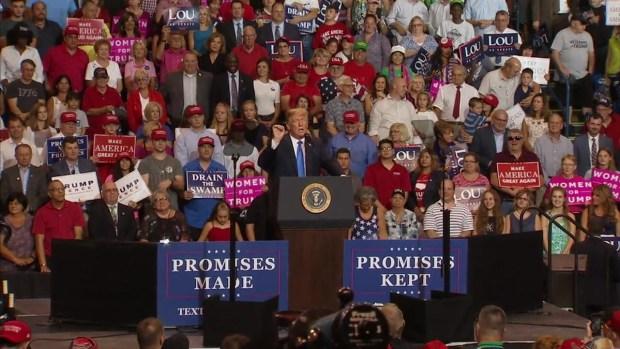 'I Don't Know This Man': President Trump Doesn't Recall Meeting Sen. Bob Casey