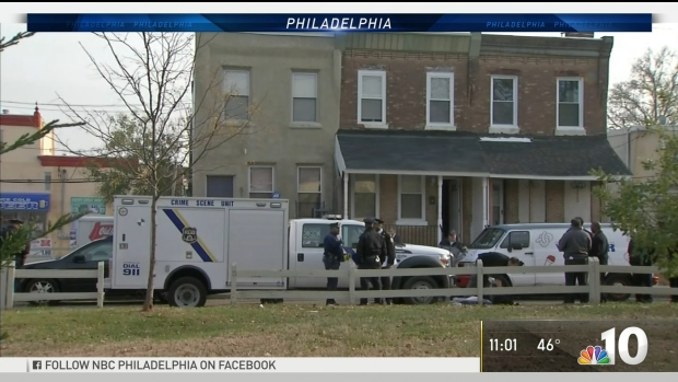 Who Killed 4 People in Philly Basement?