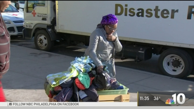 People Give Back to Help Residents Who Lost Everything in Apartment Fire