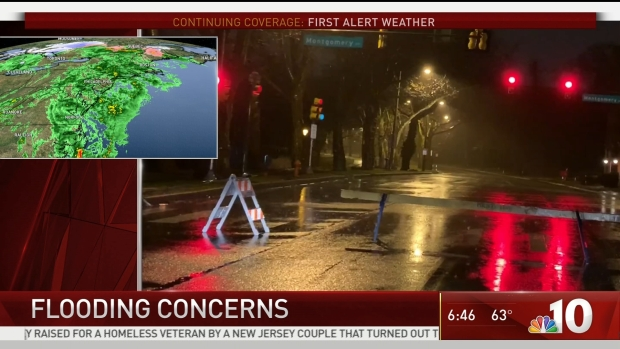 [PHI] Flooding Concerns Along Kelly Drive