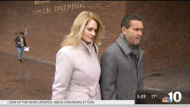Indicted Union Officials Appear at Federal Court Hearings