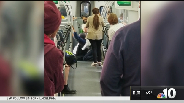 Riders Rushed to Help SEPTA Conductor Shot in Botched Robbery