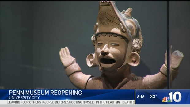 Your Inside Look Into the New Penn Museum