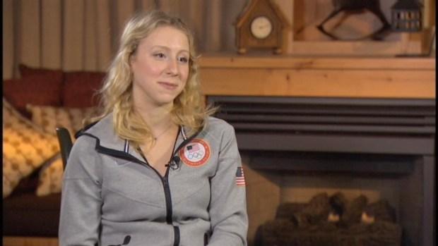 [CHI] Q&A: Figure Skater Agnes Zawadzki