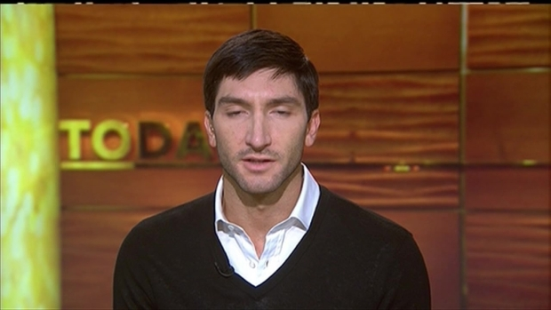 [CHI] Evan Lysacek Talks About Decision Not to Compete in Sochi