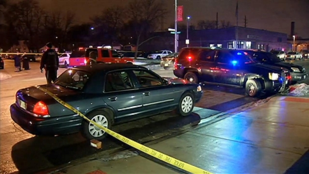 [CHI] Off-Duty Sheriff's Officer Fatally Shot at Bellwood VFW