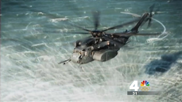 [DC] 2 Dead in Navy Helicopter Crash Off Va. Coast