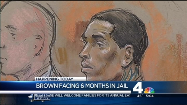 [DC] Chris Brown's Assault Trial Begins Mon.