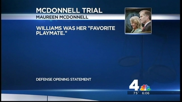 [DC] McDonnell Corruption Trial Bombshell
