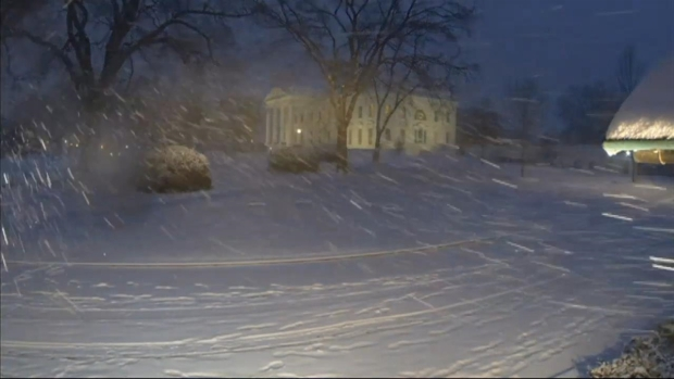 [NATL-DC] White House Whiteout: Blizzard Hits D.C.