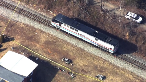 [NATL-DC] RAW: Chopper Video of the GOP Train Crash Scene