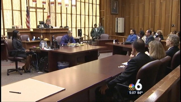 [MI] Defense Doesn't Ask for Mistrial in Sean Taylor Murder Case After Law Book Found