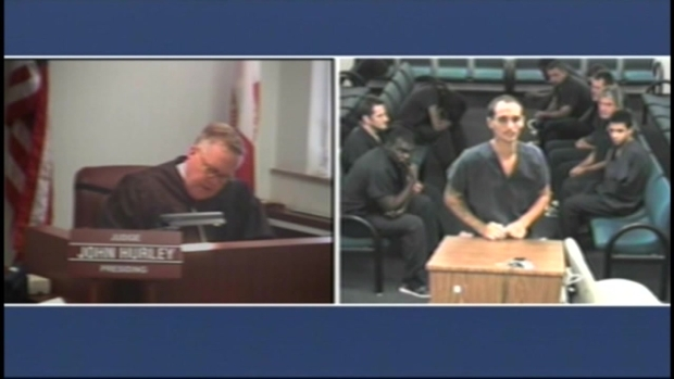 [MI] Judge Calls Out Suspect Yawning in Court