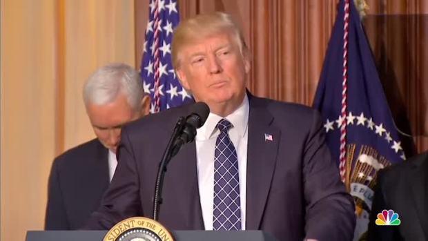 [NATL] Trump Overturns Obama-Era Climate Regulations in Effort Against 'War on Coal'