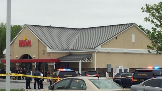 Delaware State Trooper Shot and Killed at Wawa