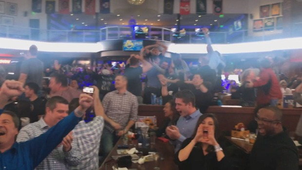 WATCH: Fans React to Villanova's Championship-Winning Buzzer Beater