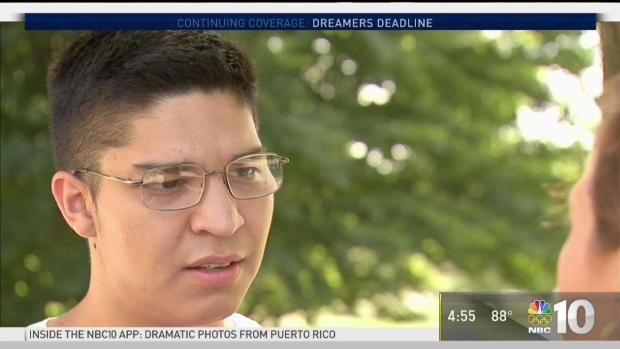 [PHI] Young Immigrants Fear Deportation as DACA Program Ends