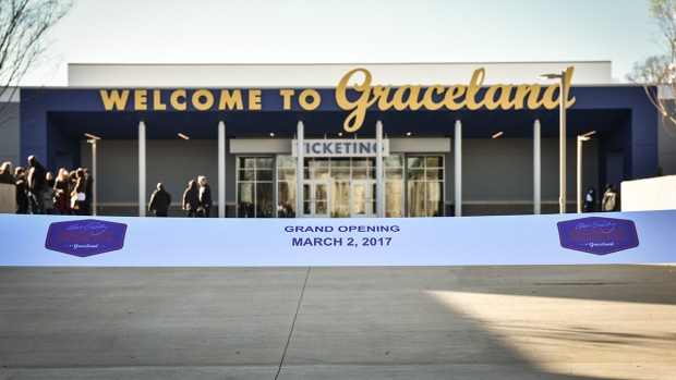 Inside Graceland's New Entertainment Complex
